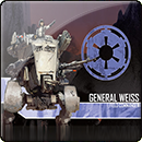 Star Wars. Imperial Assault: Weiss Villain