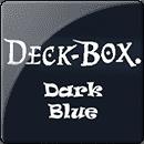 Коробка для карт Ultra Pro Синяя