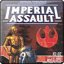 Star Wars. Imperial Assault: R2-D2 and C-3PO