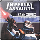 Star Wars. Imperial Assault: Kayn Somos