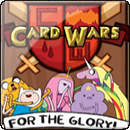 Adventure Time Card Wars: For The Glory! Booster