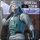 Star Wars. Imperial Assault: General Sorin
