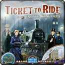 Ticket to Ride Map Collection: UK (Билет на Поезд: Великобритания)
