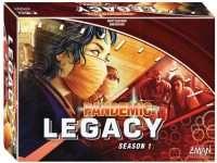 Pandemic Legacy Season 1: Red box