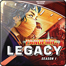 Pandemic Legacy Season 1: Red box