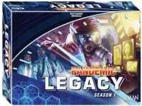 Pandemic Legacy Season 1: Blue box