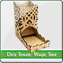 Dice Tower: Magic Tree