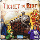 Билет на Поезд: Америка (Ticket to Ride) рус.