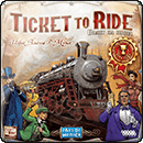 Билет на Поезд: США (RU)