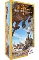 Colt Express: Horses & Stagecoach