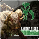Star Wars Bantha Rider