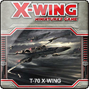 Star Wars. X-Wing: T-70 X-Wing