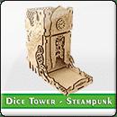 Dice Tower: Steampunk