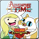 Adventure Time. Card Wars: Fionna vs Cake