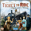 Ticket to Ride: Rails & Sails (Билет на поезд: Рельсы и паруса)