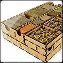 Органайзер для настольной игры Каверна