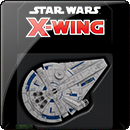 Star Wars: X-Wing (Second Edition) – Lando's Millennium Falcon Expansion Pack