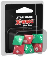 Star Wars: X-Wing (Second Edition) – Dice Pack