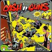 Настольная игра - Cash and Guns (Бабло и пушки)