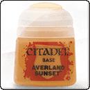 Citadel Base: Averland Sunset