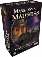 Mansions of Madness: Recurring Nightmares (2nd Edition)