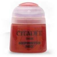 Citadel Base: Mephiston Red