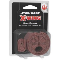 Star Wars X-Wing Second Edition. Rebel Alliance Maneuver Dial Upgrade Kit