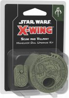 Star Wars X-Wing Second Edition. Scum and Villainy Maneuver Dial Upgrade Kit