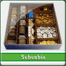 Органайзер для настольной игры Suburbia