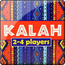 Kalah. 2-4 players