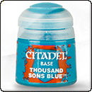 Citadel Base: Thousand Sons Blue