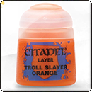 Citadel Layer: Troll Slayer Orange