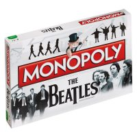 Monopoly: The Beatles. Collector's Edition