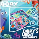 Потерянная память Дори. Дисней: В поисках Дори