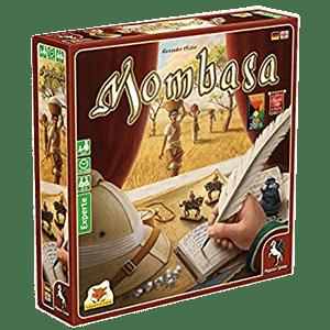Настольная игра Mombasa | Игромаг - Мир Настольных Игр