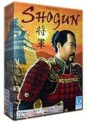 Настольная игра и коробка игры - Shogun (Сёгун)