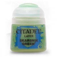 Citadel Layer: Skarsnik Green