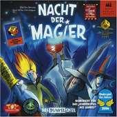 Настольная игра boardgame - Ночь Магов (Nacht der Magier)