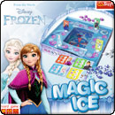 Frozen. Magic Ice