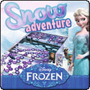 Frozen.  Snow Adventure