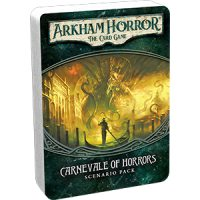 Arkham Horror. The Card Game: Carnevale of Horrors - Scenario Pack
