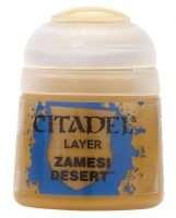 Citadel Layer: Zamesi Desert