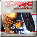 Star Wars: X-Wing - Sabine's TIE Fighter
