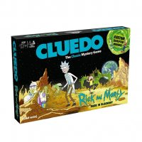 Cluedo: Rick and Morty Back In Blackout