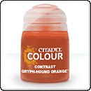 Citadel Contrast: Gryph-Hound Orange (18ml)