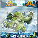 King of Tokyo/New York. Monster Pack: Cthulhu
