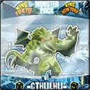 King of Tokyo/New York. Monster Pack: Cthulhu