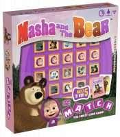 Top Trumps Match Masha and the Bear