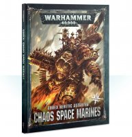 Warhammer 40000. Codex: Chaos Space Marines (Hardback)