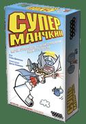 Настольная игра Супер Манчкин (Super Munchkin)